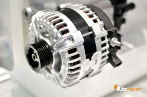 Photo of alternator