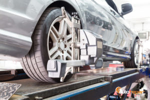 Photo of Wheel Alignment