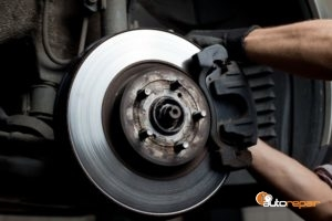 Having your brakes serviced can keep you from getting in an accident.