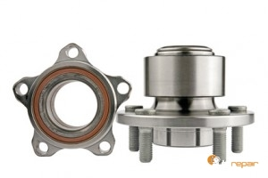 Photo of wheel bearing